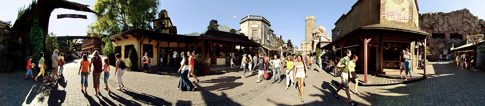 Silver City Phantasialand